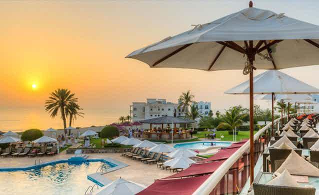 Crowne Plaza Hotel, Muscat