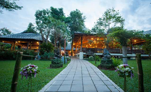 Royal River Kwai Resort