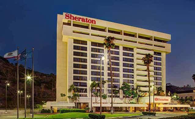Sheraton San Diego Hotel, Mission Valley (san Diego)